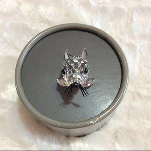 Swarovski Crystal Mini Baby Seal